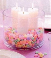 Cute Table Setting Ideas For Valentines Day 27