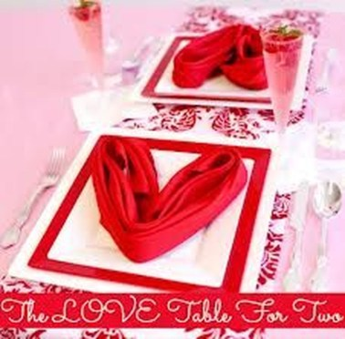 Cute Table Setting Ideas For Valentines Day 46