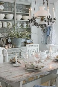 Delightful French Country Kitchen Design Ideas 49