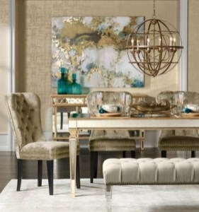 Fascinating Chandelier Lamp Design Ideas For Your Dining Room 39