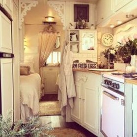 Amazing Travel Trailers Remodel Rv Living Ideas 29