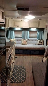 Amazing Travel Trailers Remodel Rv Living Ideas 47