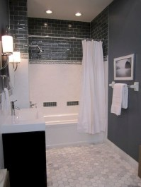 Awesome Master Bathroom Remodel Ideas On A Budget 23