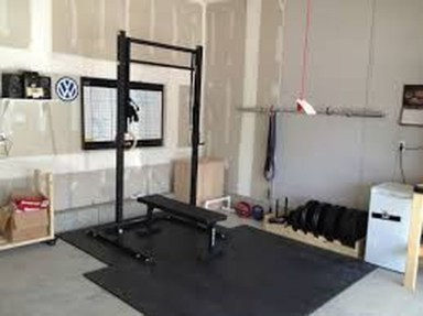 Cheap Home Gym Decorating Ideas For Small Space 46