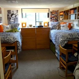 Unique Dorm Room Storage Organization Ideas On A Budget 05