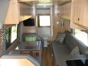 Wonderful Rv Camper Van Interior Decorating Ideas 42