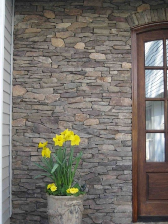 Beautiful Stone Veneer Wall Design Ideas 33