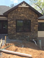 Beautiful Stone Veneer Wall Design Ideas 34