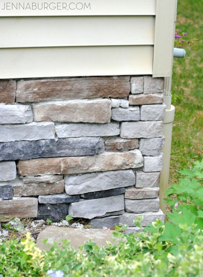 Beautiful Stone Veneer Wall Design Ideas 50