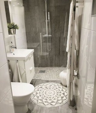 Best Small Bathroom Decoration Ideas 34