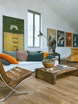 Charming Living Room Designs Ideas With Combinations Of Brown Color 02