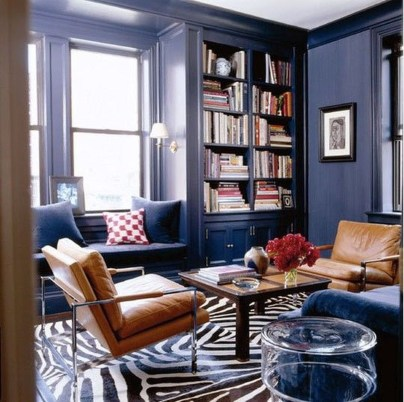 Charming Living Room Designs Ideas With Combinations Of Brown Color 25