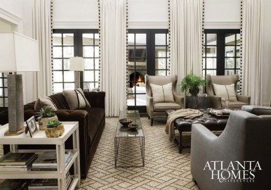 Charming Living Room Designs Ideas With Combinations Of Brown Color 32