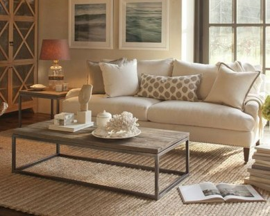 Charming Living Room Designs Ideas With Combinations Of Brown Color 34