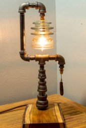 Cool Diy Industrial Pipe Lamps Ideas 45
