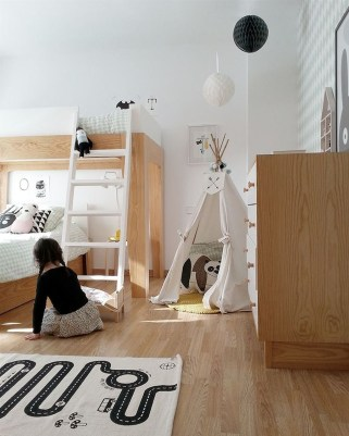 Pretty Scandinavian Kids Rooms Designs Ideas 06