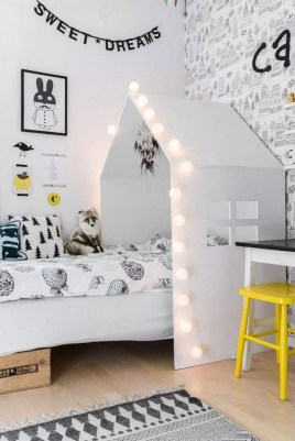 Pretty Scandinavian Kids Rooms Designs Ideas 08