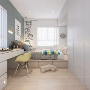 Pretty Scandinavian Kids Rooms Designs Ideas 18