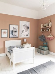 Pretty Scandinavian Kids Rooms Designs Ideas 32