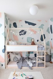 Pretty Scandinavian Kids Rooms Designs Ideas 33