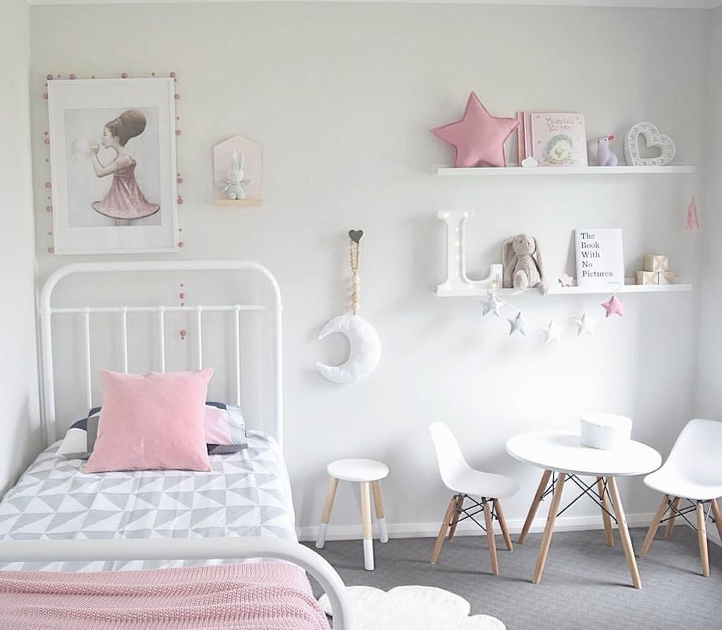 Pretty Scandinavian Kids Rooms Designs Ideas 37