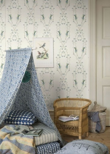 Pretty Scandinavian Kids Rooms Designs Ideas 38