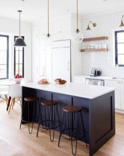 Stunning Small Kitchen Design Ideas For Home 21