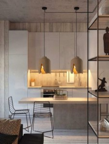 Stunning Small Kitchen Design Ideas For Home 45