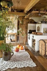 Stylish French Country Kitchen Decor Ideas 31