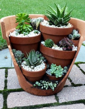 Unique Diy Small Planters Ideas 48