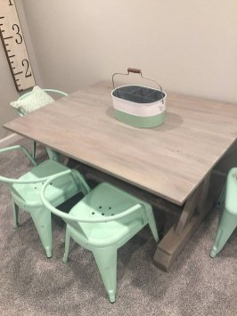 Adorable Farmhouse Tables Ideas For House 40