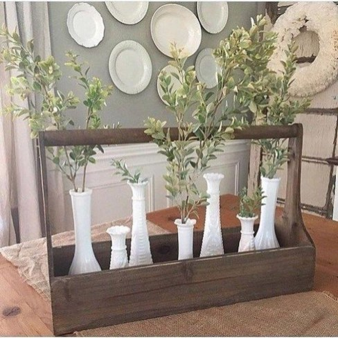 Adorable Farmhouse Tables Ideas For House 45