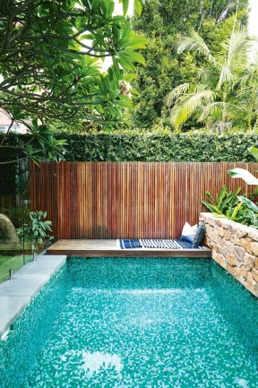 Amazing Natural Small Pools Design Ideas For Backyard 03