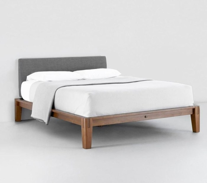 Best Wooden Platform Designs Ideas For Bed 32