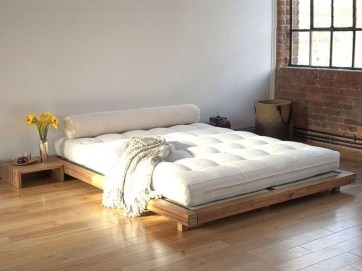Best Wooden Platform Designs Ideas For Bed 51