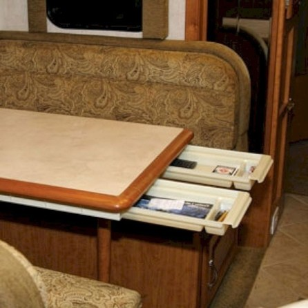 Elegant Rv Camper Organization And Storage Ideas For Travel Trailers 09