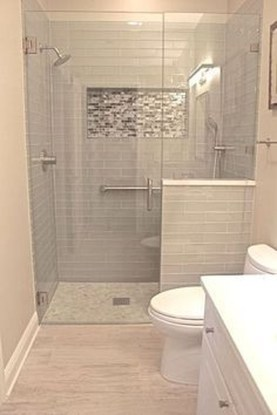 Gorgeous Small Bathroom Remodel Ideas On A Budget 42