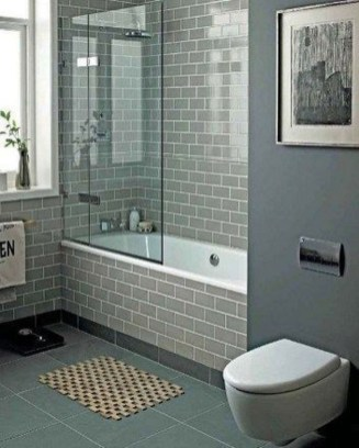 Gorgeous Small Bathroom Remodel Ideas On A Budget 54