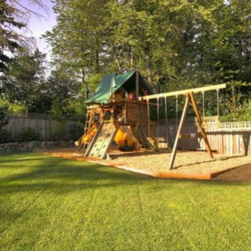 Awesome Frontyard Garden Design Ideas For Kids Playground Playground 05