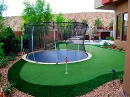 Awesome Frontyard Garden Design Ideas For Kids Playground Playground 17