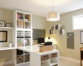 Lovely Small Home Office Ideas 59