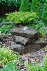 Modern Diy Garden Pond Waterfall Ideas For Backyard 09