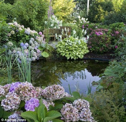 Modern Diy Garden Pond Waterfall Ideas For Backyard 22