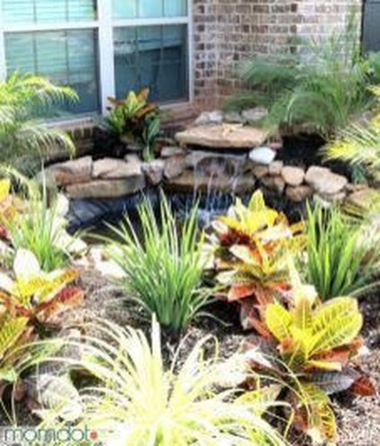 Modern Diy Garden Pond Waterfall Ideas For Backyard 26