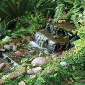 Modern Diy Garden Pond Waterfall Ideas For Backyard 30