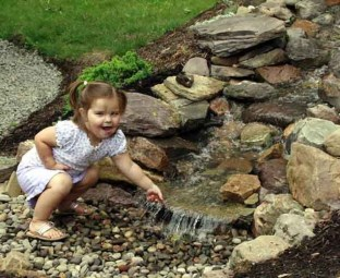 Modern Diy Garden Pond Waterfall Ideas For Backyard 35