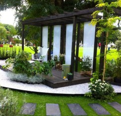 Pretty Garden Design Ideas For Home 06