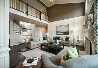Wonderful Family Room Design Ideas That Comfortable 44