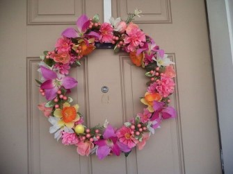 Beautiful Summer Wreath Design Ideas To Try Asap 11