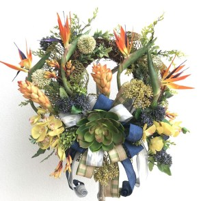 Beautiful Summer Wreath Design Ideas To Try Asap 52